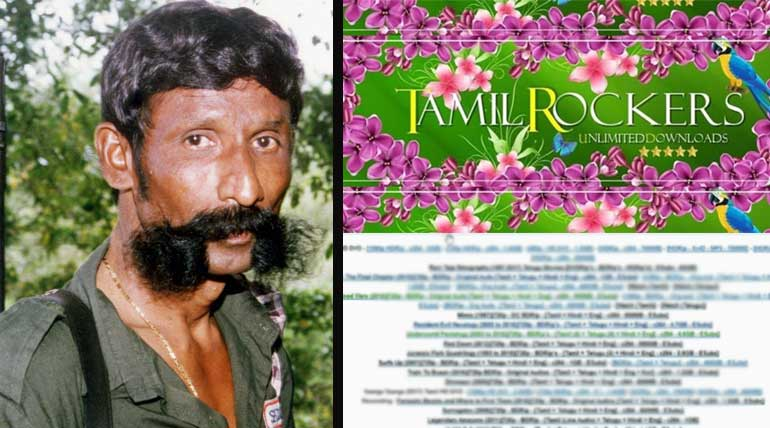 Tamilrockers and Veerappan are the most loved outlaws of this generation
