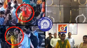 CCTV Camera Staff at Railways Prove Their Dexterity in Identifying Pickpocketers
