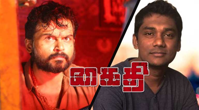 Tough time composing Kaithi movie BGM without any Songs by Sam CS