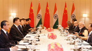 Narendra Modi and Xi Jinping proposed collaboration