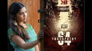 Gouri G Kishan joined Thalapathy 64 while Andrea Jeremiah is in approach