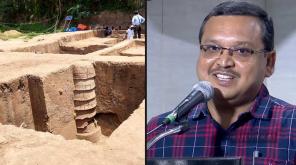 Keeladi needs more excavation, Amarnath Ramakrishna