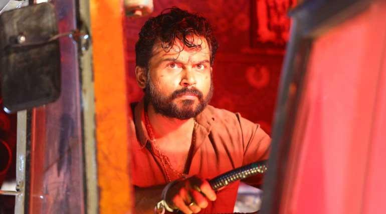 Kaithi Movie Stills