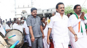 DMK Leader MK Stalin speaks about Female Empowerment