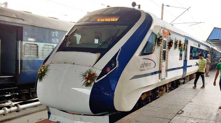 Vande Bharat Express Photo