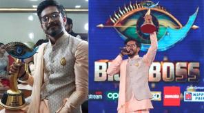 Mugen Rao wins the bigg boss 3 Tamil
