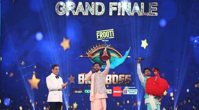 Bigg Boss 3 Tamil title Winner