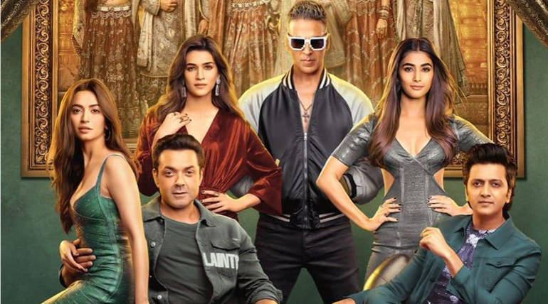 Housefull 4 Movie review: The Franchise Lost in Noise