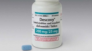 Food and Drug Administration approves Gilead Descovy