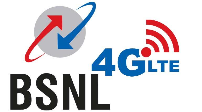 BSNL 4G Volte services Impact