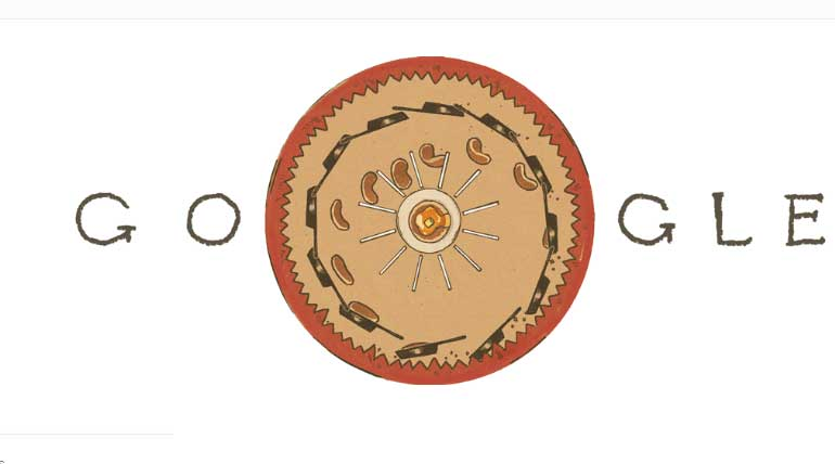 Google Doodle Celebrates Joseph Plateau 218th Birthday