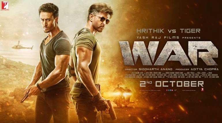 Hrithik Roshan War full movie leaked online by Tamilrockers