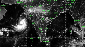 Cyclone Maha: Tamil Nadu is Safe as the Cyclone Moving Towards Gujarat Coast