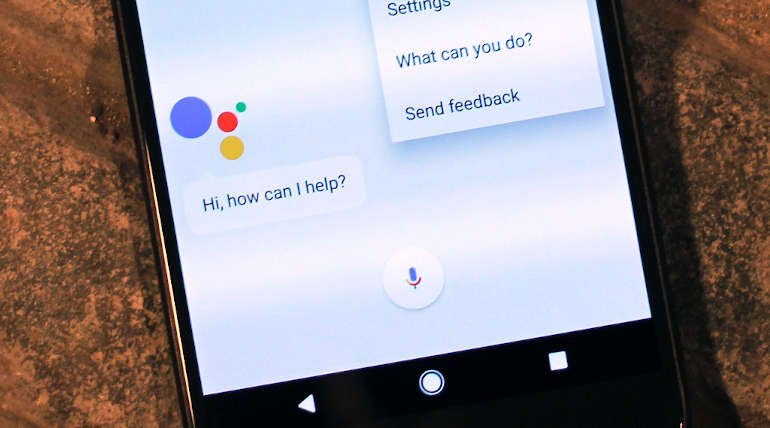 Google Assistant Ambient Mode is so Interesting