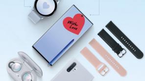 Samsung Galaxy Anniversary Premium Package, Announced by Samsung