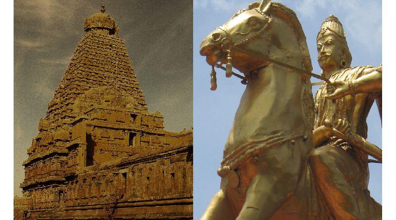 Tanjore Celebrates 1034th Sathaya Vizha of Emperor Raja Raja Chola
