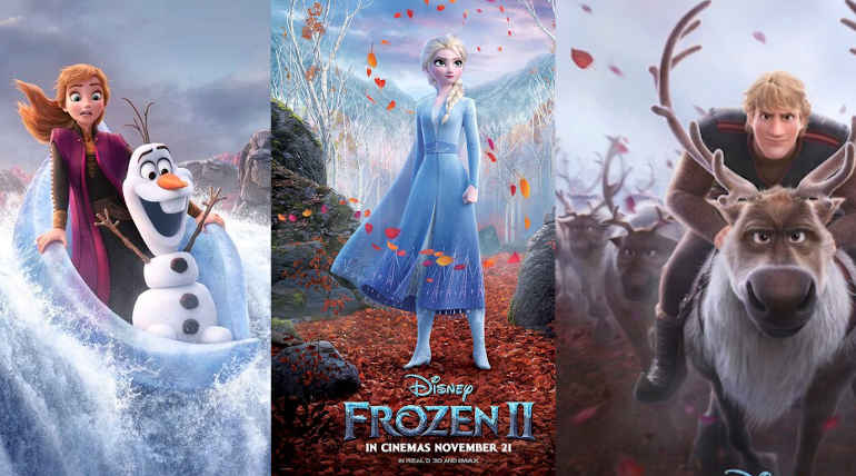 Frozen 2 Movie Review and Rating: Exciting and Charming