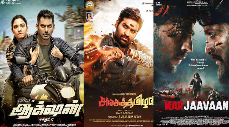 Movies Releasing this November 15, 2019, from Hindi, Tamil and English Languages