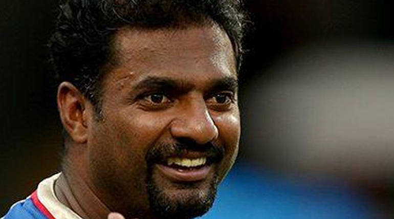 Muttiah Muralitharan: Likely to be the Governor of Sri Lankan Northern Province. Image Courtesy: iplt20
