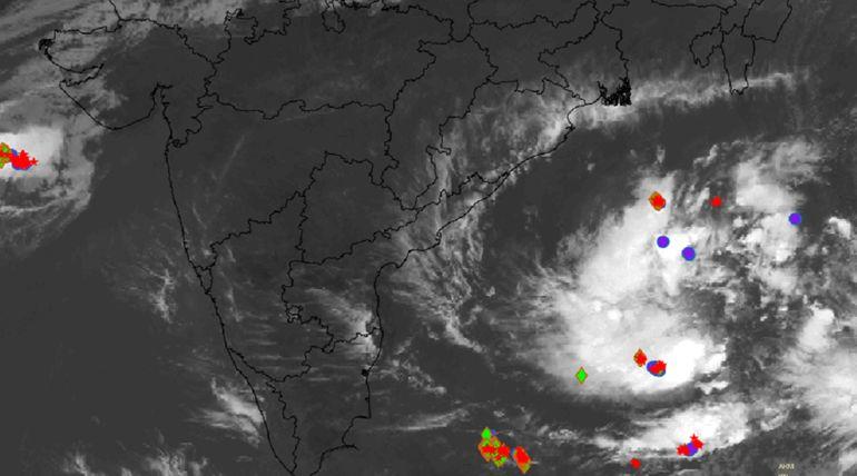 Cyclone Maha weakens While New Cyclone Bulbul Moves towards Andhra and Odisha
