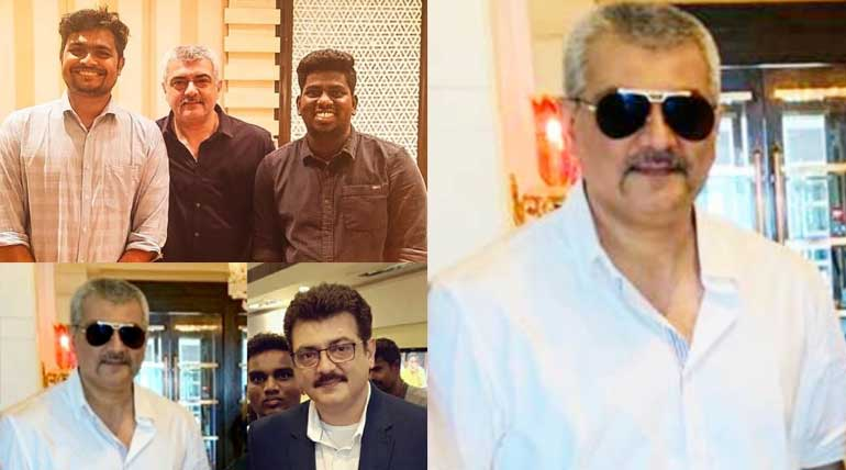 Is Ajith Playing Dual role in the Valimai movie