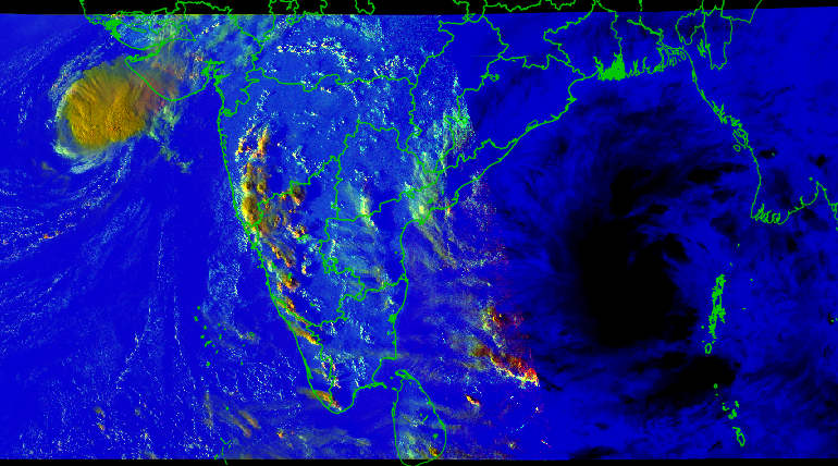 Cyclone Bulbul: The Storm is Preparing itself to Hit the East Cost
