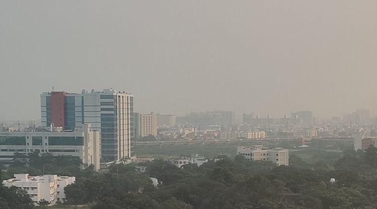 Delhi is not the Actual Cause of Chennai Air Pollution