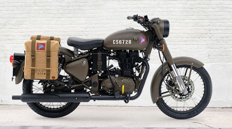 Royal Enfield will have a Double-Digit Growth in Sales