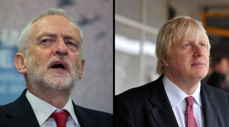 Deepfake Videos of Johnson and Corbyn and Future Democracy