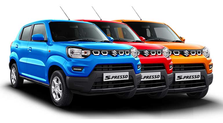 Maruti Suzuki Plans To Make SUVs to Compete the Market