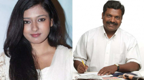 Gayatri Raghuram and VCK are about to clash at Marina