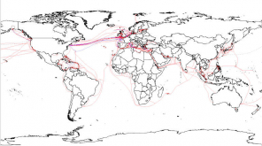 Undersea Fiber Optic Cables Can be Turned as Seismographs