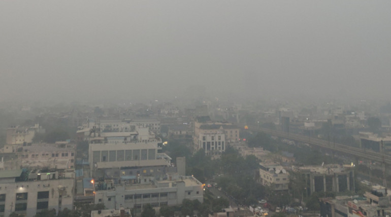 Delhi Air Pollution: Odd Even Scheme Brought No change