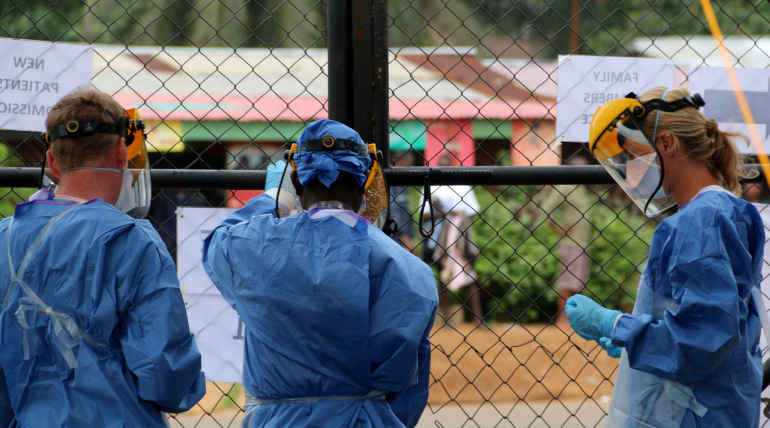 Mai Mai Rebels Killed Four Ebola Health Workers in DRC