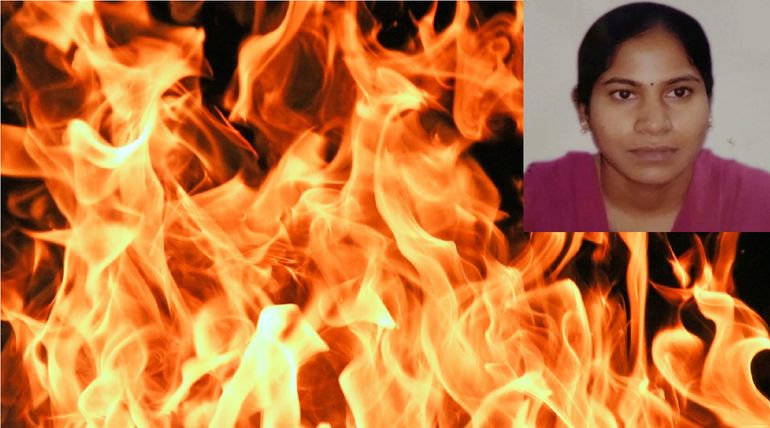 Telangana Tahsildar Burnt Alive in Broad Daylight