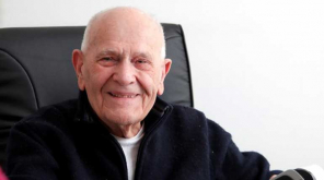 French Doctor Christian Chenay still treating patients at 98