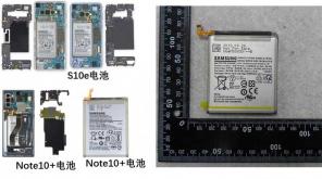 Samsung Galaxy S11 Battery 3,730 mAh Update