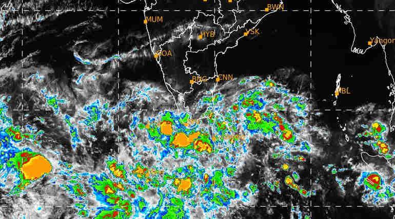 Chennai Rains: Widespread Rain in Chennai, Warns RMC