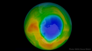 Ozone Layer Recovery Delayed Till 2037