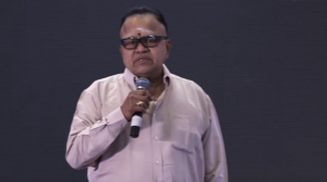 Actor Radha Ravi Filled Laughs with Social Message at Parithabangal Production Movie Function