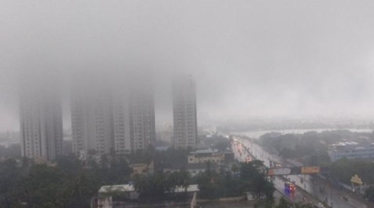 Chennai Rains: Rains Will Continue For Next Two Days