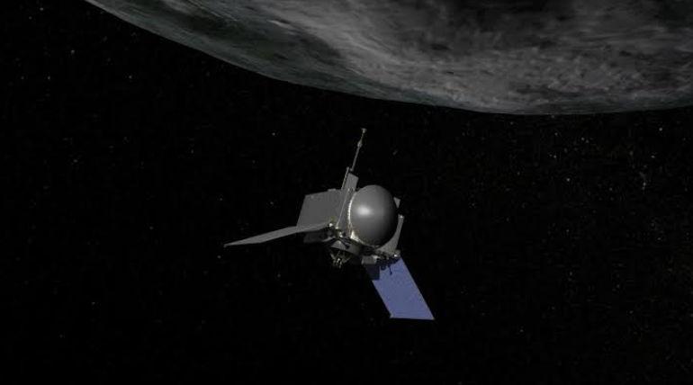 REx Team Will Boop This Spot on Asteroid Bennu