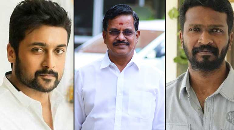 Director Vetrimaaran teams up in Suriya 40
