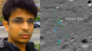 Chennai Based Engineer Helped Finding the Vikram Lander, says NASA