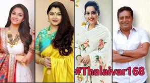 Thalaivar 168 Rajinikanth Movie Cast