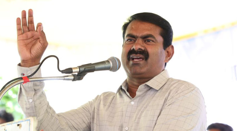 Seeman Thrashed the comment of Rajinikanth on the CAA Protest