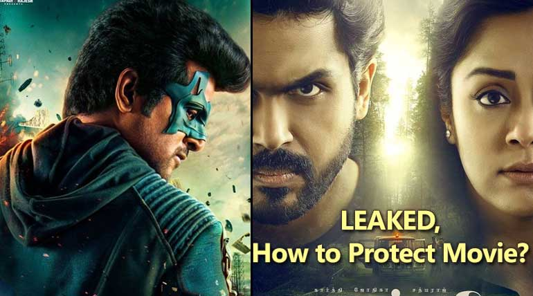 Ways to Protect Hero and Thambi
