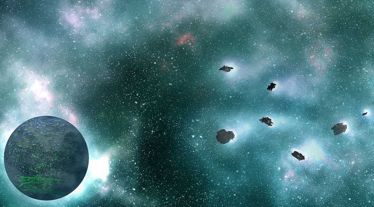 Four Asteroids Are About to Pass Earth Today