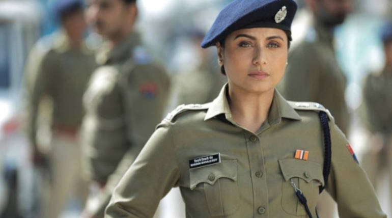 Rani Mukerji Says the Mardaani 2 is About Real Life Women Cops