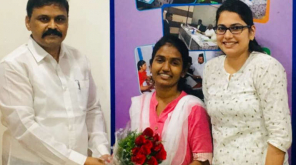 TNPSC Group-II 2019 Topper Subashini Honored By KingMakers IAS Academy